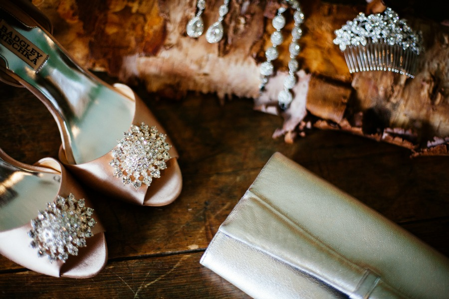 Emerald Lake Wedding from Naturally Chic | Photo by T.LAW Photography