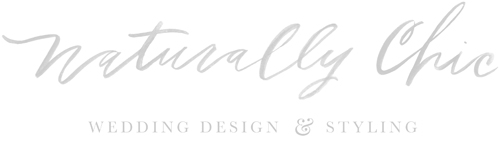 Naturally Chic Banff Wedding Planner logo