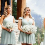 Emerald Lake Wedding by Naturally Chic | Photo by T.LAW Photography